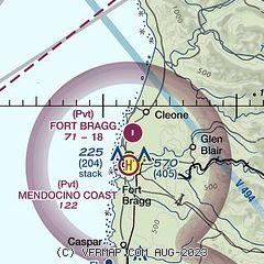 Airnav 82cl Fort Bragg Airport