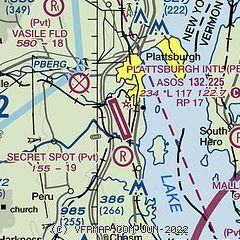 Plattsburgh Ny Zip Code Map.Airnav Kpbg Plattsburgh International Airport