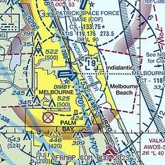 Airnav 3fd3 Holmes Regional Medical Center Heliport