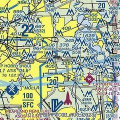 Airnav Te28 Shell Deer Park Refinery Heliport