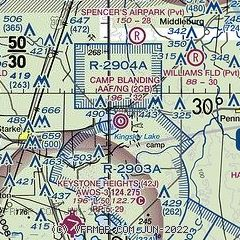 Camp Blanding Florida Map.Airnav 2cb Camp Blanding Army Airfield National Guard Airport