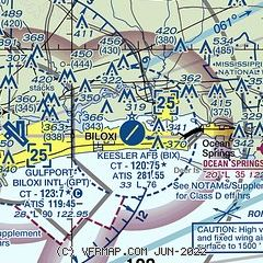 AirNav: KBIX - Keesler Air Force Base
