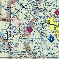 Airnav 83tx Texas A M Flight Test Station Airport