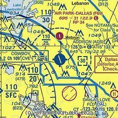 Addison Texas Zip Code Map.Airnav Kads Addison Airport