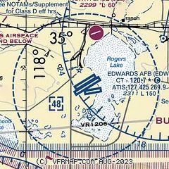 AirNav: KEDW - Edwards Air Force Base
