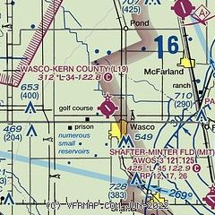 AirNav: L19 - Wasco-Kern County Airport on