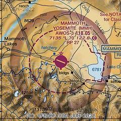 AirNav: KMMH - Mammoth Yosemite Airport on map of national parks of america, map of slot canyons, map of big thicket, map of casey county, map of bx, map of burney falls, map of devil's postpile, map of united states, map of zephyr, map of willows, map of smokey mountains national park, map of ione, map of grand canyon, map of oc beaches, map of taft point, map of national parks in oregon, map of muir trail, map of crest, map of eldorado canyon, map of california,