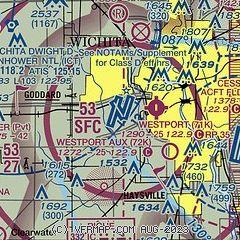 AirNav: KICT - Wichita Dwight D Eisenhower National Airport