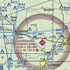 AirNav: 6IL1 - The American Coal Company Heliport