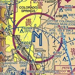 Map Of Colorado Colorado Springs Mapquest