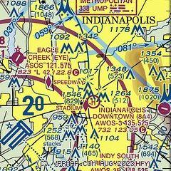 AirNav: 81II - Methodist Hospital of Indiana Inc Heliport