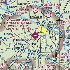 AirNav: KDLZ - Delaware Municipal Airport - Jim Moore Field