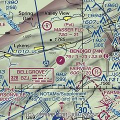 AirNav: 74N - Bendigo Airport