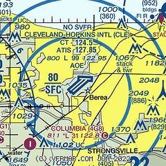 AirNav: KCLE - Cleveland-Hopkins International Airport on