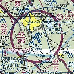 AirNav: KMHT - Manchester Airport