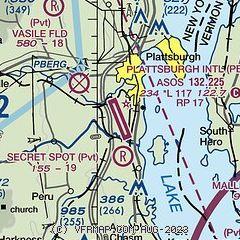 Plattsburgh Ny Zip Code Map.Airnav Kpbg Plattsburgh International Airport