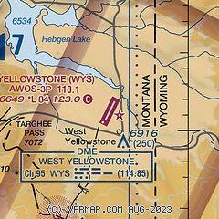 AirNav: KWYS - Yellowstone Airport