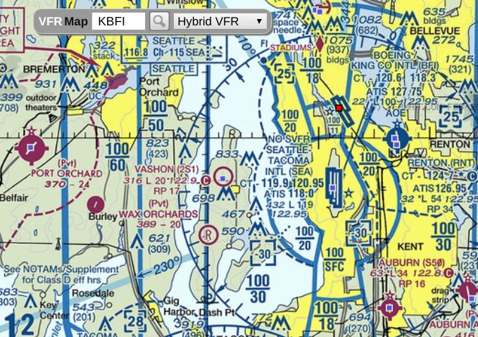 Vfr Weather Map.Vfrmap About